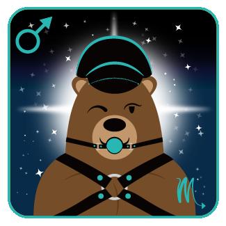 The Scorpio Bear