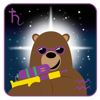 The Aquarius Bear