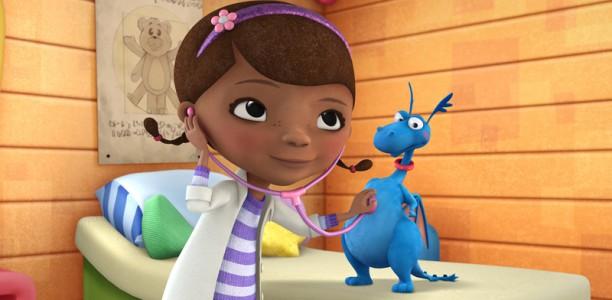"Disney Junior Debuts New Animated Series ""Doc McStuffins"""