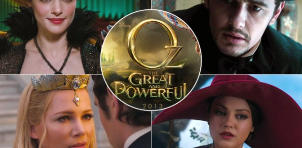 Grab your Hot Wings: The Wicked Witch is Coming during the Superbowl! #OztheGreatandPowerful