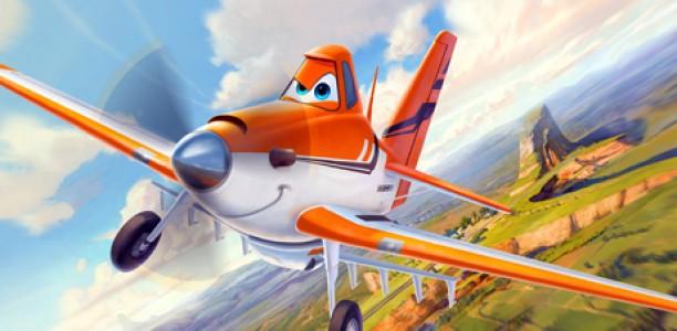 [VIDEO] Sneak Peek of #Disney'sPlanes