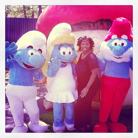 Me and Smurfs