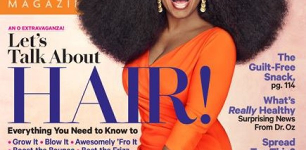 What @Oprah's Afro means to my brown girls