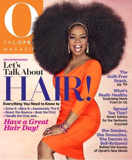 Oprah Hair