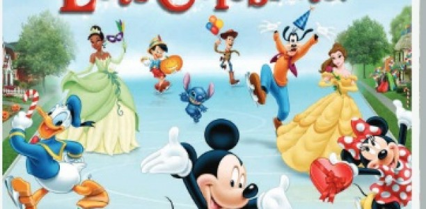 Join Mickey and Minnie @DisneyOnIce In Atlanta!