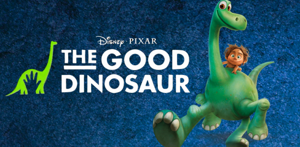 The Good Dinosaur Adventure Game!
