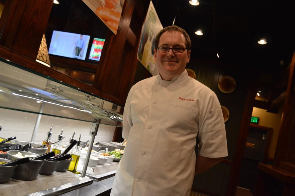 Chef Peter Glander