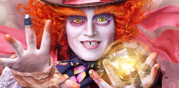 Alice Through the Looking Glass! Coming to Theaters May 27th!