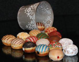 Mini Round Donuts