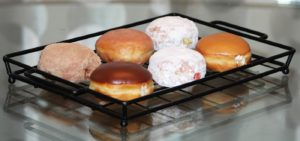 Large Round Donuts