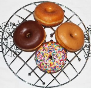 Large Ring Donuts