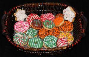 Seasonal Donuts