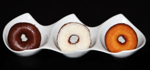 Vanilla Ring Cake Donuts