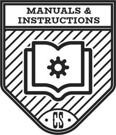 Manuals & Instructions Icon
