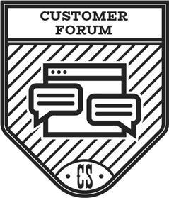 Customer Forum Icon