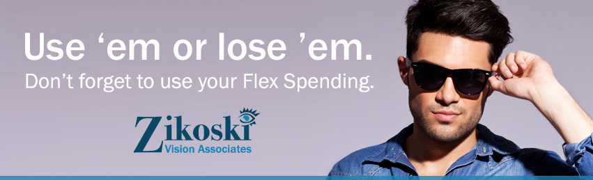 Zikoski Flex Spending FB Cover