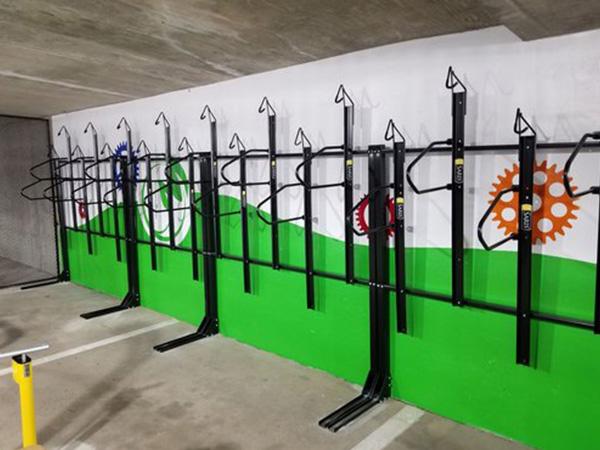 Bike Room Designs