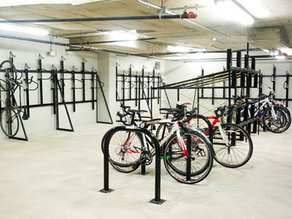 Bike Room Designs