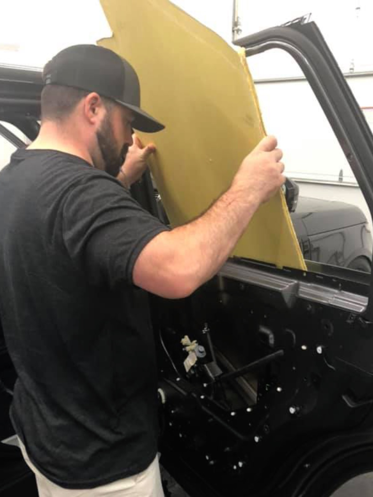 Kevlar Panelling Protection for your vehicle