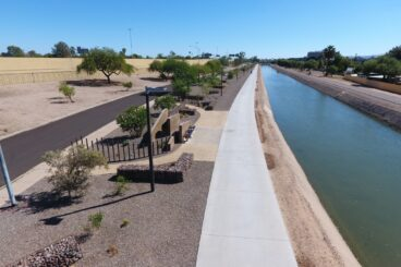 HISTORY: FROM ANCIENT CANAL SYSTEMS TO CANALSCAPE