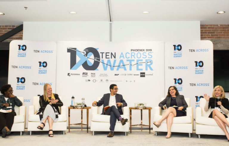 2019 Ten Across Water Summit
