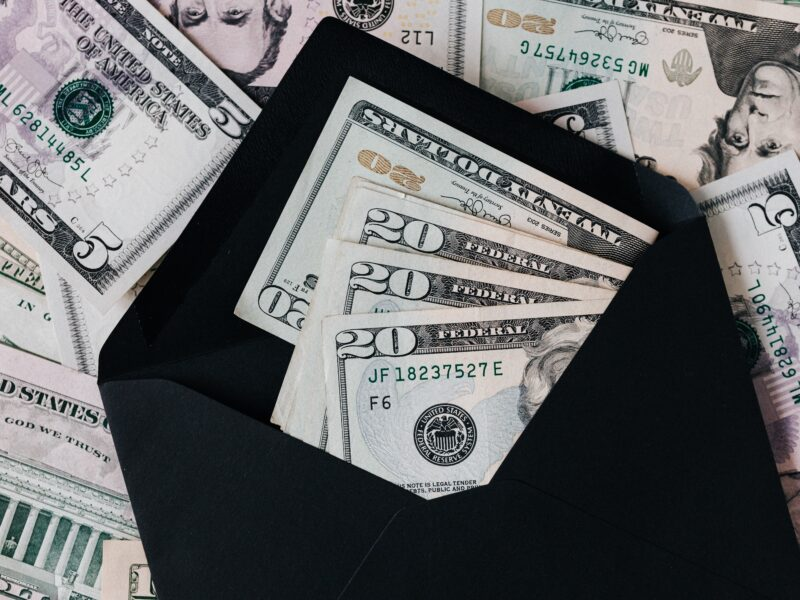 Money Used to Pay Healthcare Costs