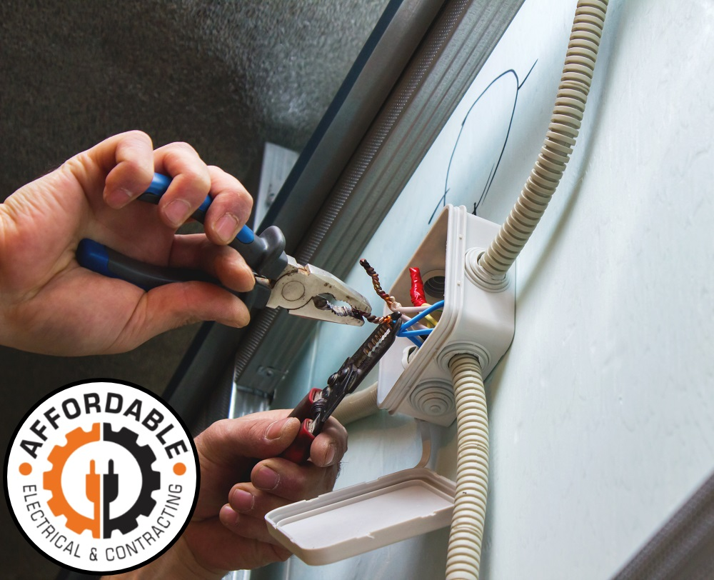 Affordable Electrician in Westlake