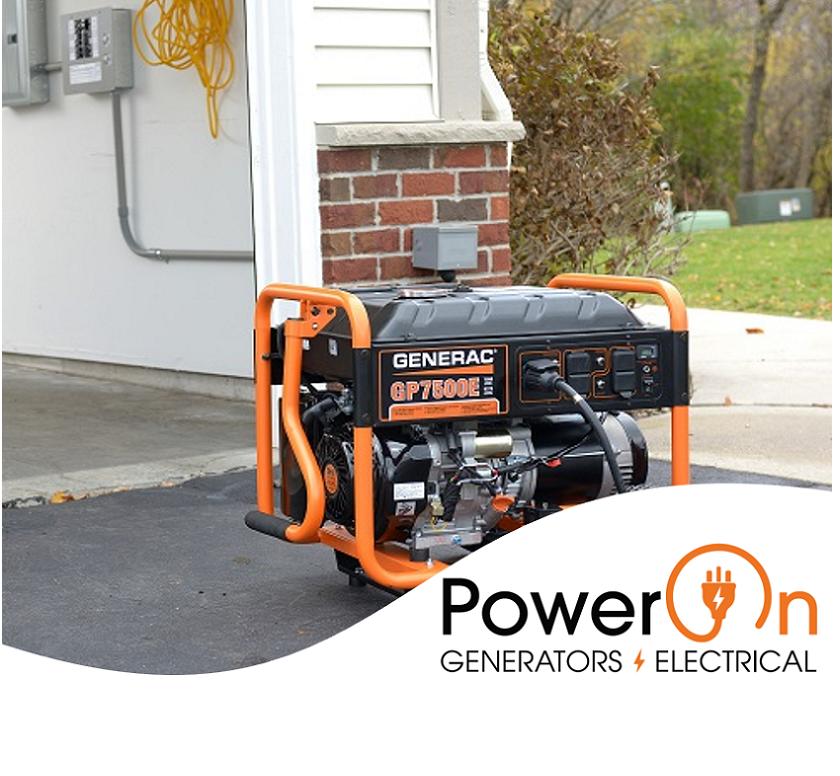 Portable Generators Cleveland