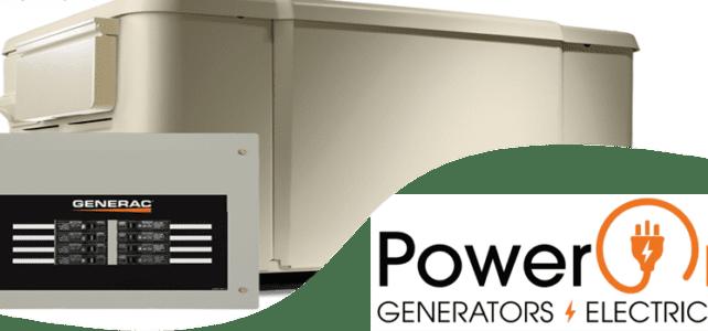 7.5kW Generator Cleveland