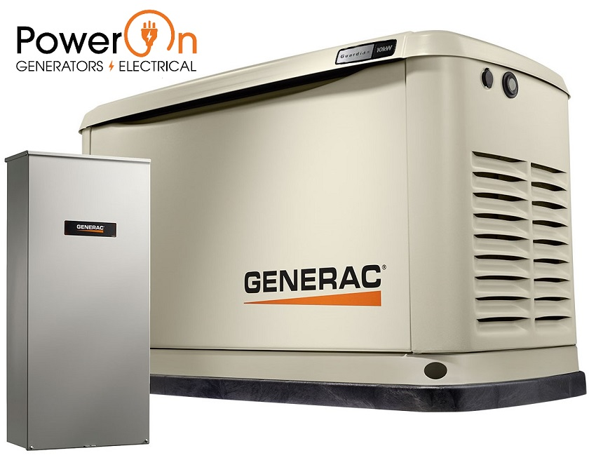 10kW generator Cleveland