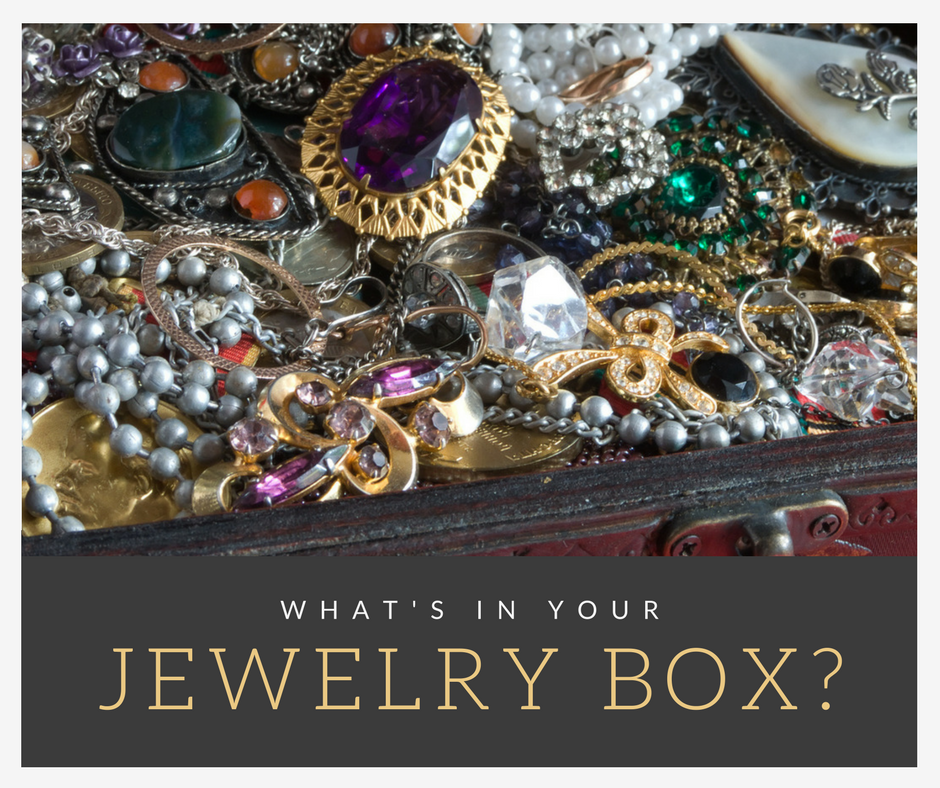 What's in your jewelry box
