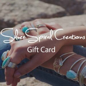 SilverSpiral Creations Gift Card
