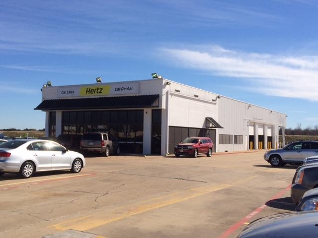 Hertz Car Sales Houston