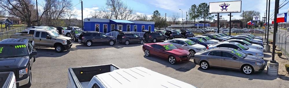 Liberty Auto Sales, Inc