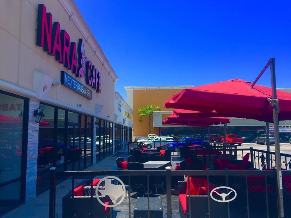 Nara Cafe Mediterranean Restaurant & Hookah Lounge