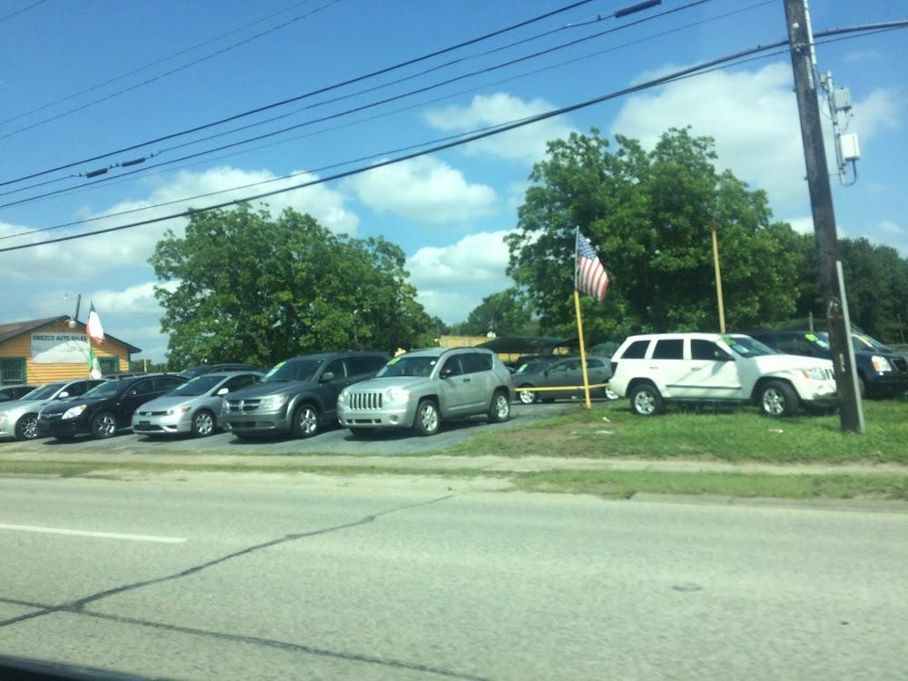 Orozco Auto Sales