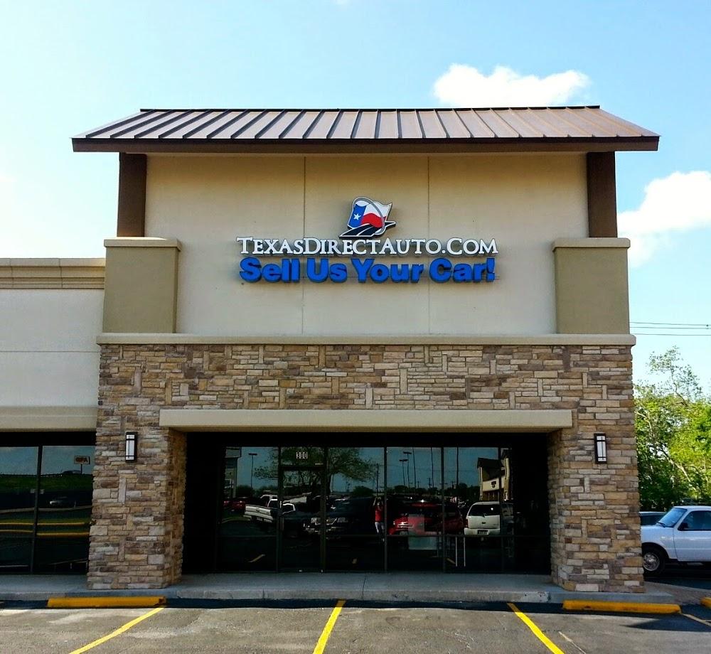 Texas Direct Auto – Clear Lake / League City Location