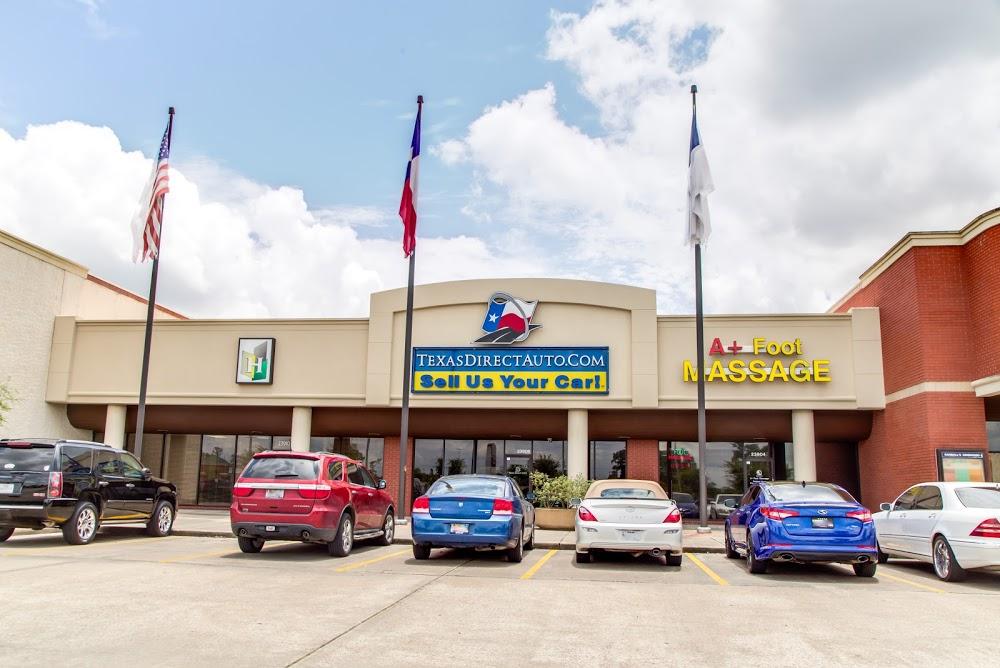 Texas Direct Auto – Kingwood Location
