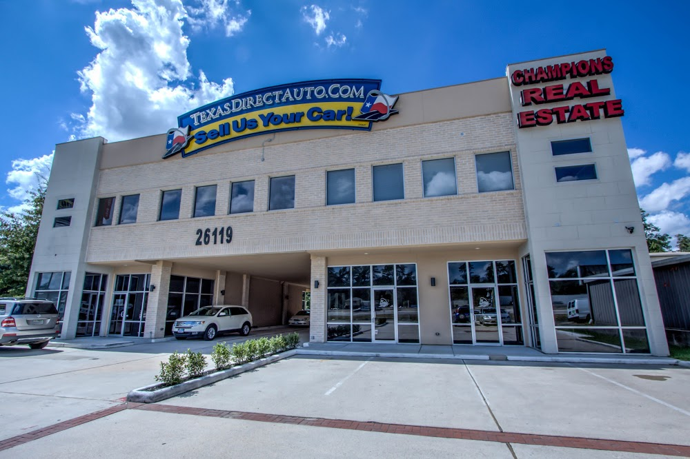 Texas Direct Auto – The Woodlands Location