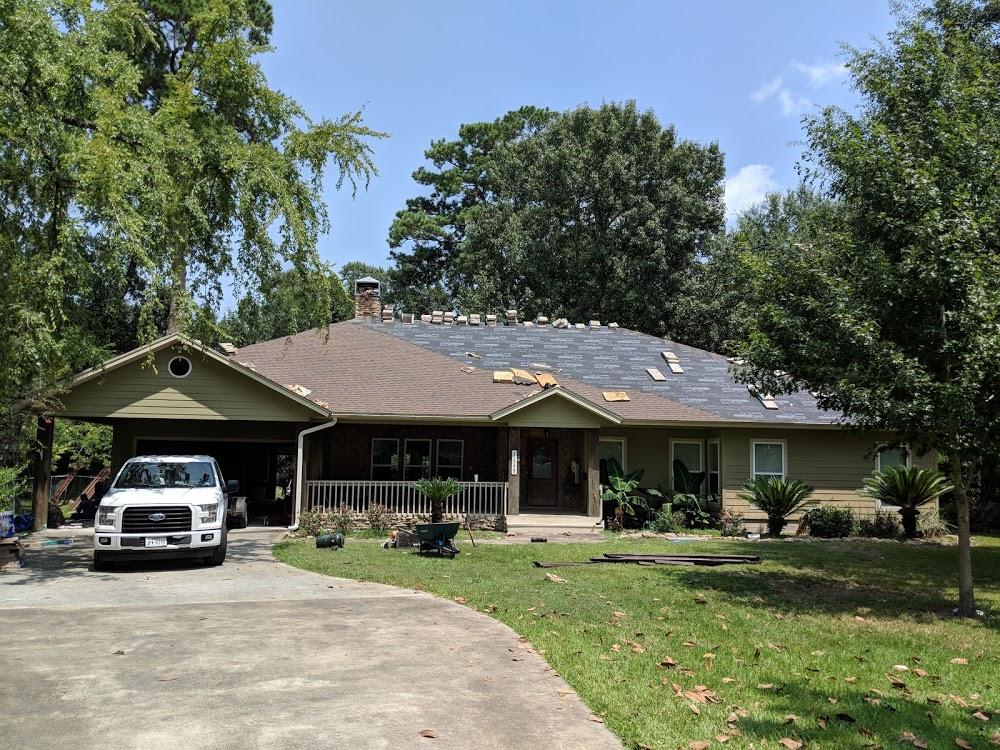 Texas Roofing & Leak Repair