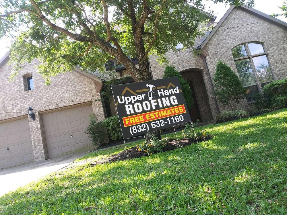 Upper Hand Roofing