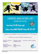 Ancchors UP Flyer - Spanish