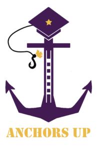 Anchors Up! logo