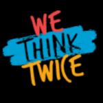 We Think Twice logo