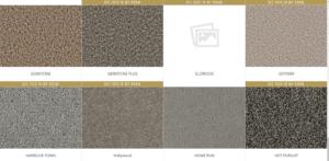 Dream Weaver Carpet Sample