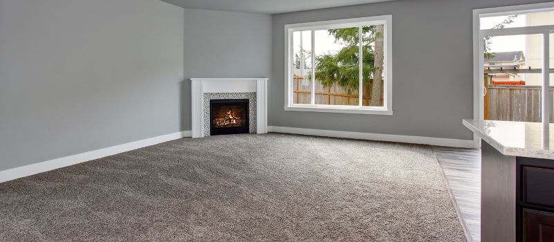 new carpet and flooring in home for sale