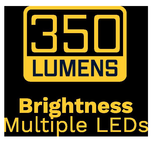 350-lumens