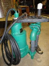Sanitary Grinder Pump