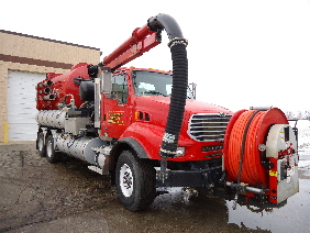 Waterford Sanitary District Utility Truck