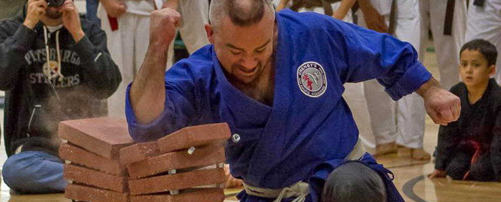 Sensei Lyle has won more than 600 awards in Martial Arts and Kickboxing competition.